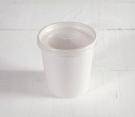 Gobelet en carton 16 OZ pour soupes ou glaces