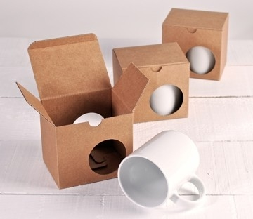 Boîtes à tasses standard