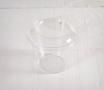 Petit gobelet en plastique pour glaces