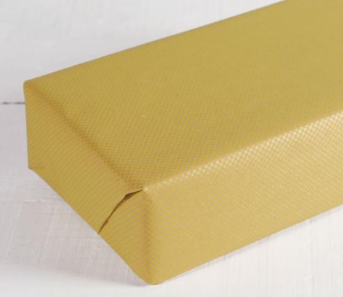 Papier cadeau à petits points