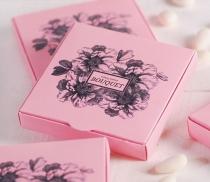 Boîte pour invitations