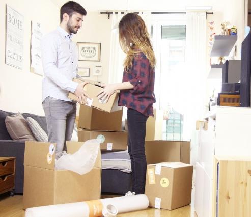 kit 20 cartons de d m nagement selfpackaging. Black Bedroom Furniture Sets. Home Design Ideas