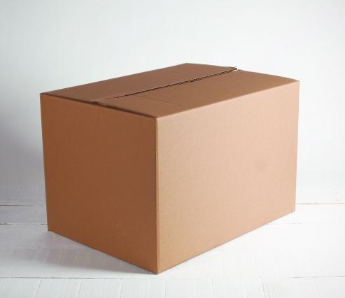 Grand carton de déménagement