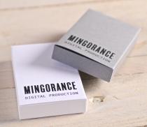 Boîte pour détails de mariage