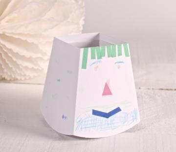 Portalápices para decorar con los más pequeños