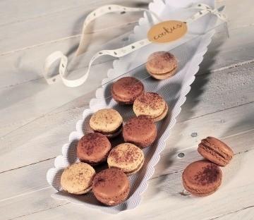Boîte à Biscuits Transparente
