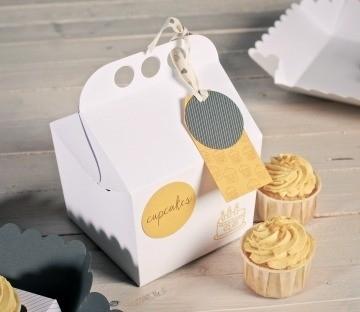 Boîte à Cupcakes Happy