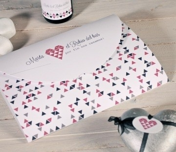 Enveloppe Invitation DinA5