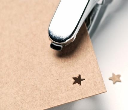 Pince Perforatrice Étoile