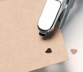 Pince Perforatrice Coeur
