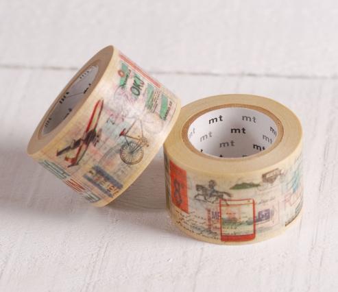 "Washi tape ""Travel way"""