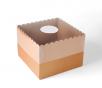 Boîte gâteaux avec couvercle