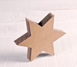 Petite Étoile en Carton