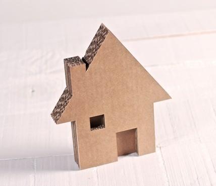Petite Maison en Carton