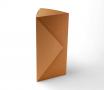 Boîte carton triangulaire bouteille