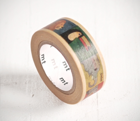 Washi Tape Images d'Animaux