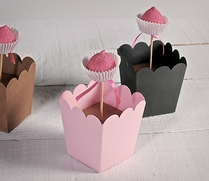 Support 1 Cake Pop