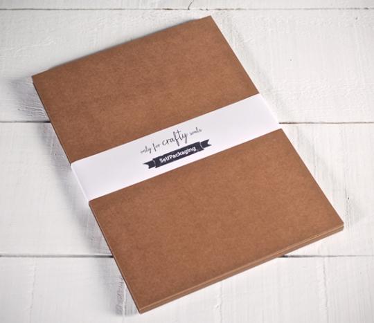 papier kraft cartonn u00e9 a4