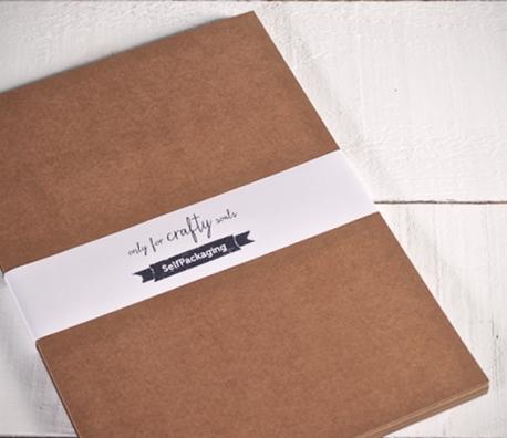 Papier kraft cartonné A3