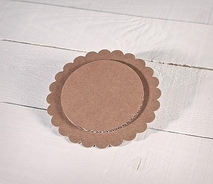 Base ronde pour gateaux 17,5 cm Ø