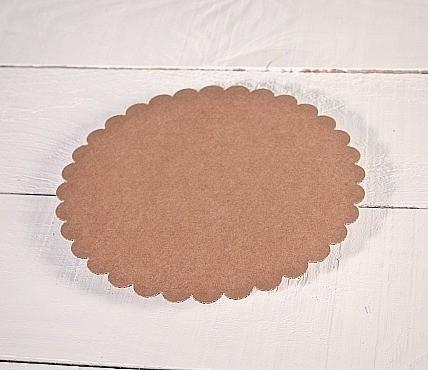 Base ronde pour gateaux 23 cm Ø
