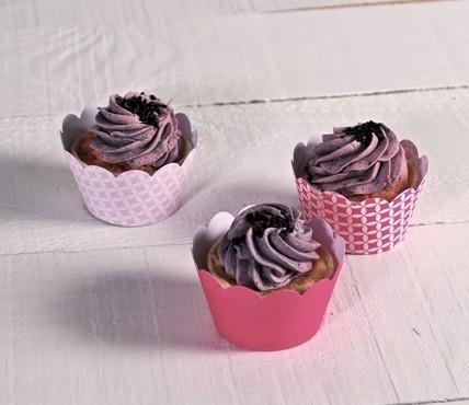 Contours à Cupcakes