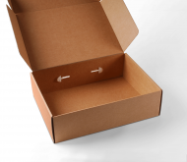 Boîte-mallette avec poignée