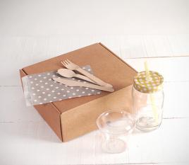 Kit de boîte pour petits déjeuners