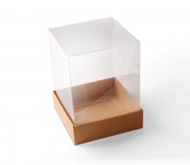 Boîte carton avec couvercles