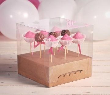 Acheter des boîtes à cake pops
