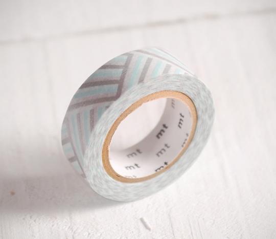Washi tape géométrique
