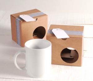 Boîte cadeau pour tasses