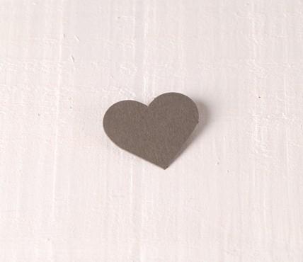 Coeur en Carton 10 pcs.