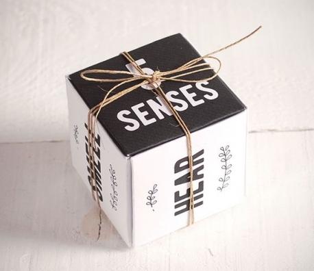 Caja de los 5 sentidos