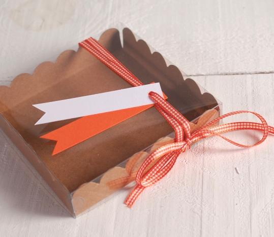 Boîte décorative pour les cookies