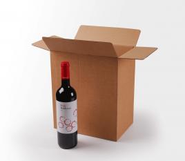 Boîte à bouteilles