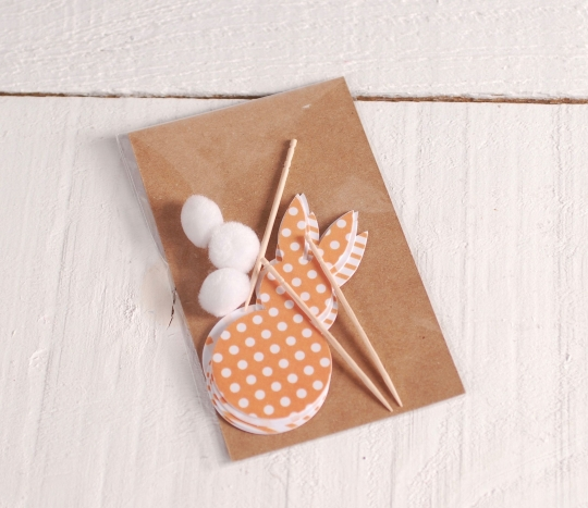 Toppers petit lapin