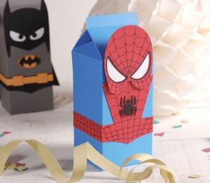 Spiderman boîte