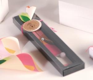 Boîte décorée pour les bijoux