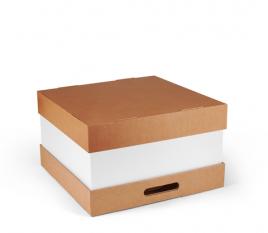 Boîte à gâteaux de grandes dimensions