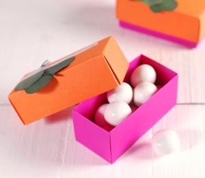 Boîte Colorée pour Fêtes