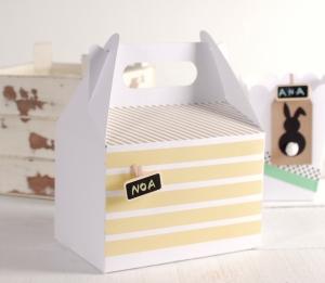 Petite Boîte de Pique-Nique pour Anniversaire