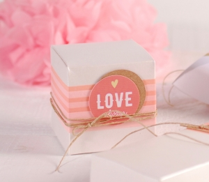 Little Square Love Box