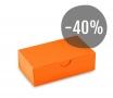 Petite boîte orange