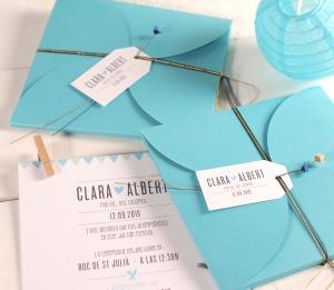Invitations originales pour mariages