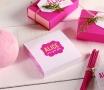 Petite boîte pour produits cosmétiques naturels