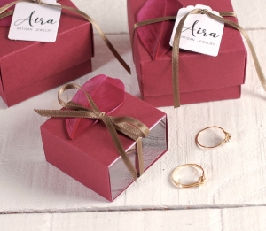 Boîte pour bijoux fantaisie