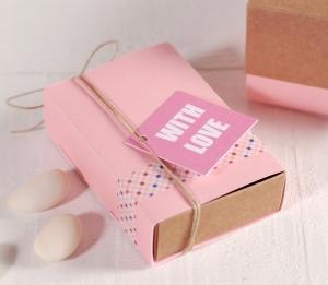 Petite boîte pour les amoureux