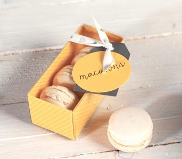 Des Macarons pour un mariage