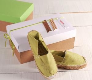 Boîte à chaussures d'enfants